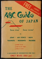 The ABC Guide of Japan 1954
