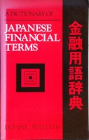 Dictionary of Japanese Financial Terms