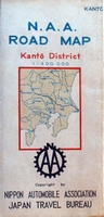 NAA Road Map  Kanto District