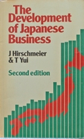 The Development of Japanese Business 1600-1973