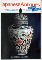 Japanese Antiques with a Guide to Shops